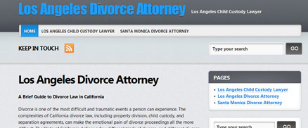 Divorce Attorney Firm Image