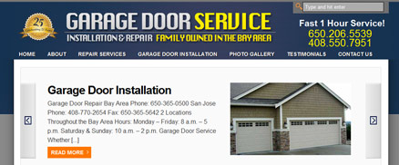 Garage Door Service Image