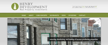Henry Development Image