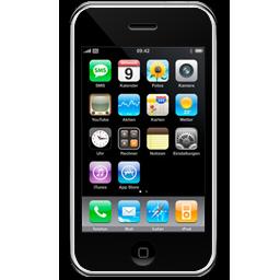 Image of Apple iPhone smartphone