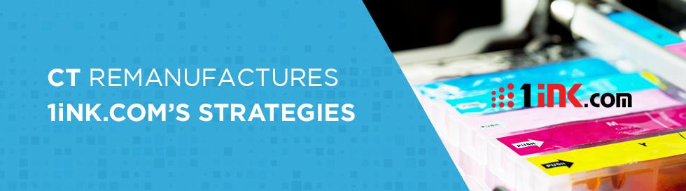 Coalition Technologies Remanufactures 1ink.com's Strategies
