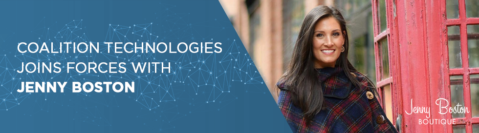 Coalition Technologies Joins Forces with Jenny Boston