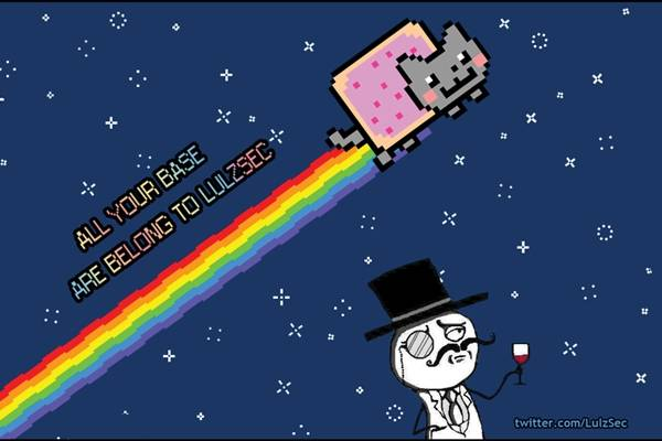 LulzSec on its way to the stars