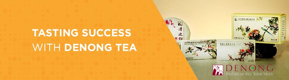 Tasting Success with Denong Tea