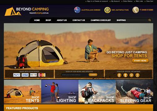 Beyond Camping