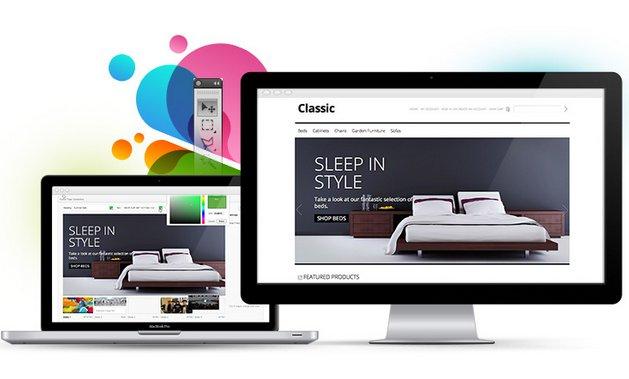 BigCommerce design and development