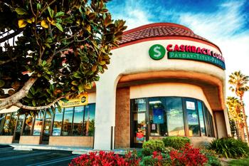 cashback loans store