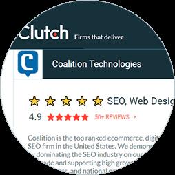 4.9 Clutch Rating