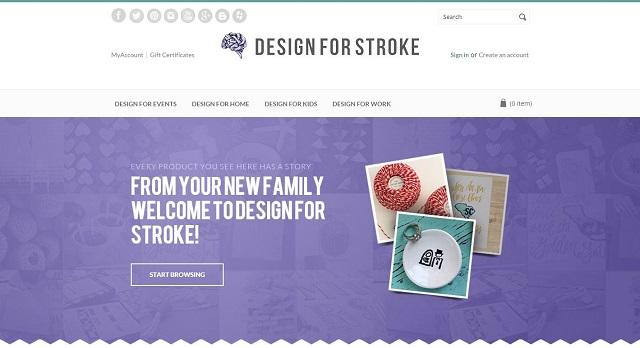 Design for Stroke