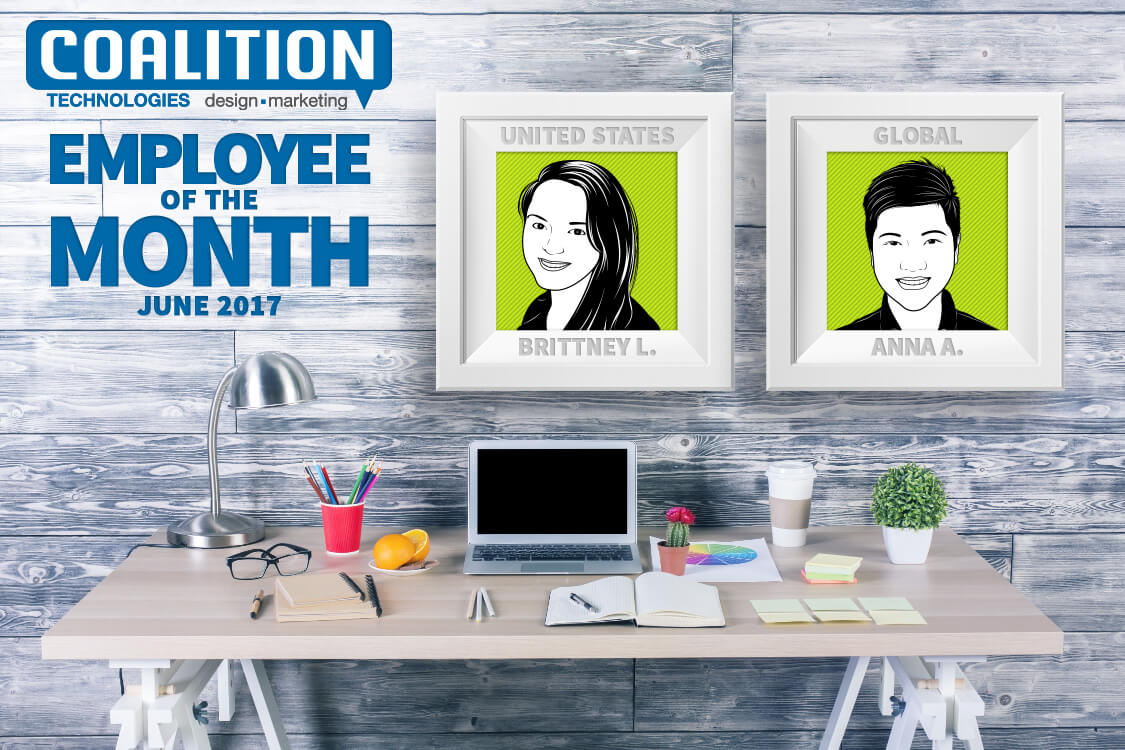 Employees of the Month - August