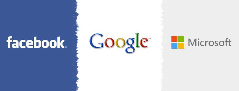 facebook-google-microsoft