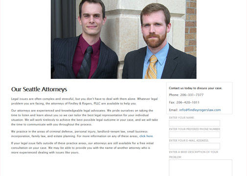 Findley and Rogers Law
