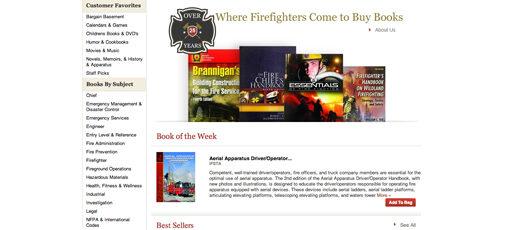 Firebooks