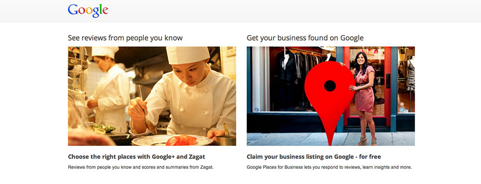 Get the SEO benefits out of Google Places