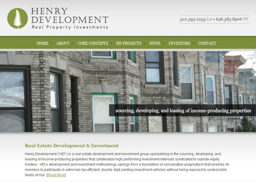 Henry Development