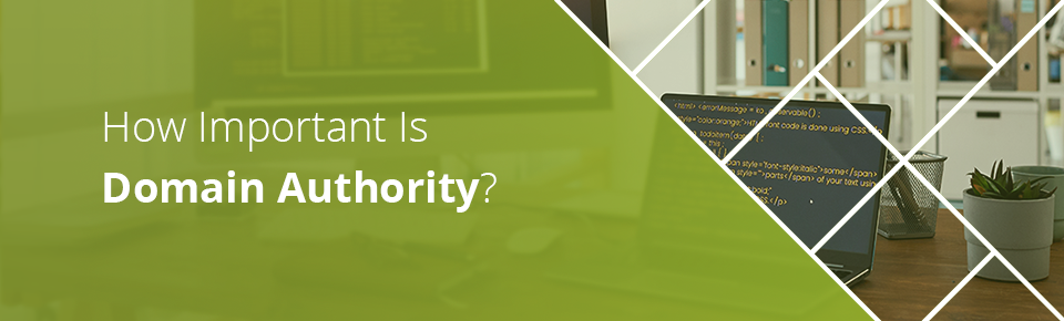 How Important Is Domain Authority?