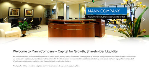Mann Company