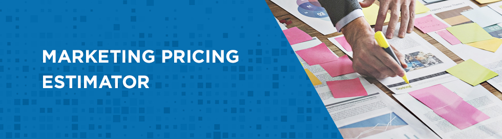 Marketing Pricing Estimator
