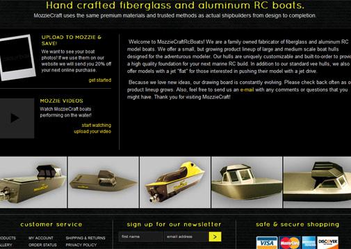Mozzie Craft Boats