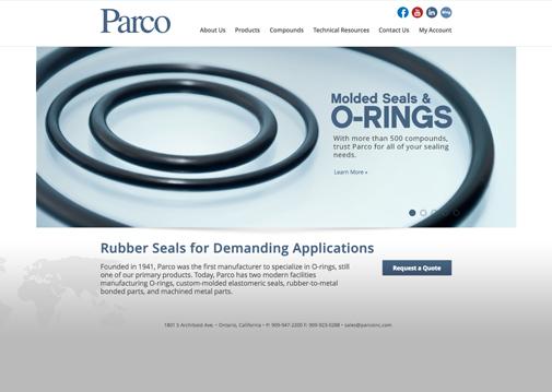 Parco, Inc.
