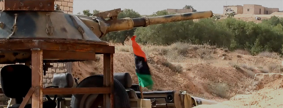 Picture of Libyan Tank Truck