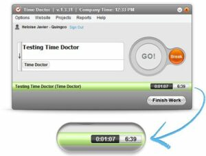 Time Doctor Function