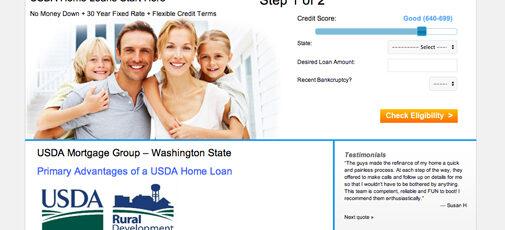 USDA Mortgage Group