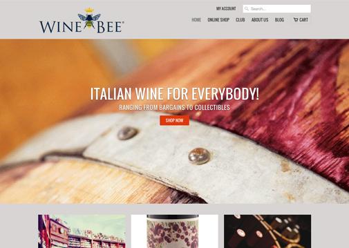Wine Bee