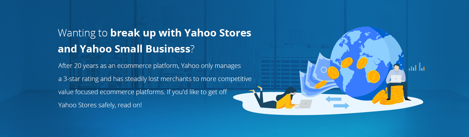 Yahoo Stores migration